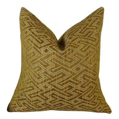 Duncan Range Handmade Throw Pillow