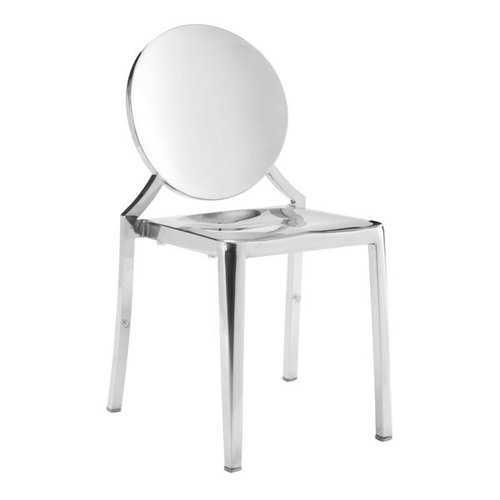 """17.5"""" X 18"""" X 31.9"""" 2 Pcs Ss Dining Chair"""