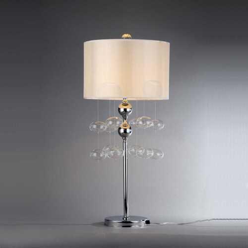 Crystal Shireen Table Lamp