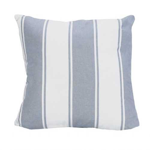 Blue Stripe Pillow