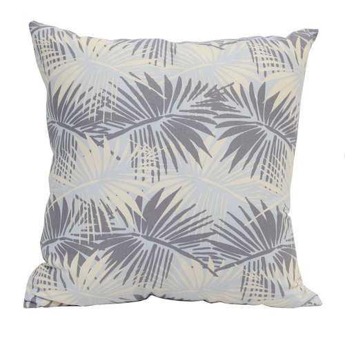 Tropical Palm Pillow