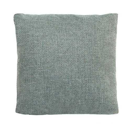 Trendy Teal Pillow