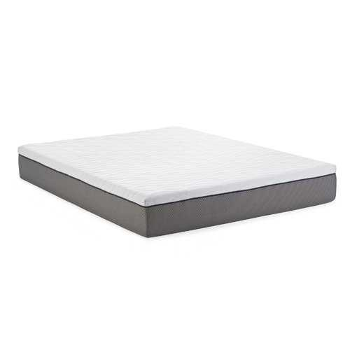 10 inch California King Mattress with Latex Foam and Air Channel Base