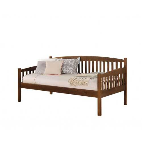 """42"""" X 80"""" X 37"""" Antique Oak Wood Daybed"""