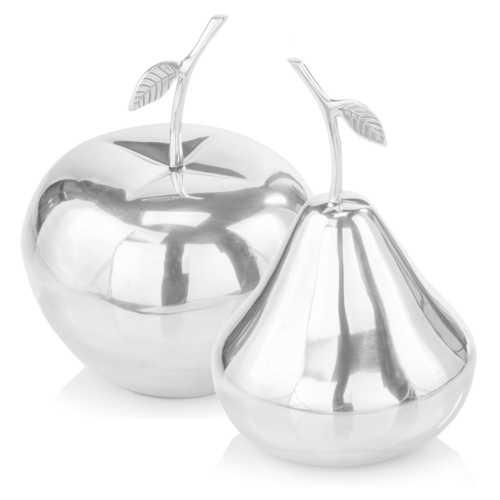 "12"" x 12"" x 17"" Buffed, Extra Large, Polished - Pear"
