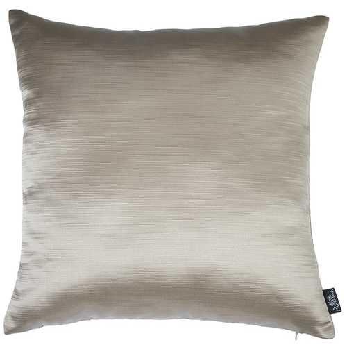 "17""x 17"" Bright Jacquard Decorative Throw Pillow Cover"