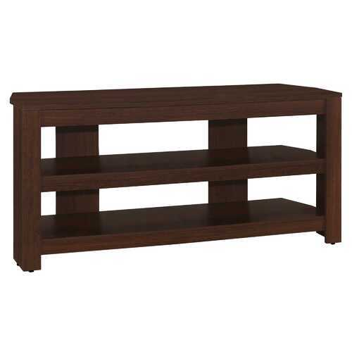 """15.5"""" x 42"""" x 19.75"""" Cherry Particle Board Laminate  TV Stand"""