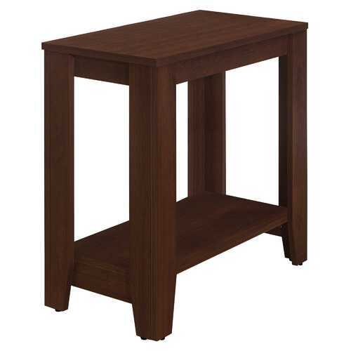 "11.75""x 23.75""x 22"" Accent Table Cherry"