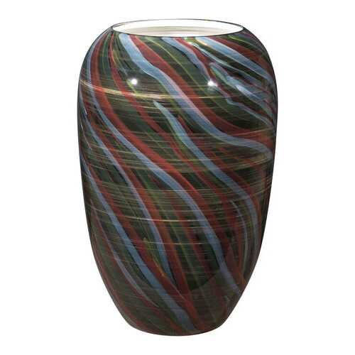 "10.2"" x 10.2"" x 15.4"" Multicolor, Ceramic, Large Vase"