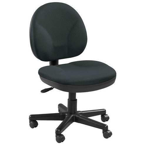 """20"""" x 24"""" x 36"""" Ebony Fabric Chair"""