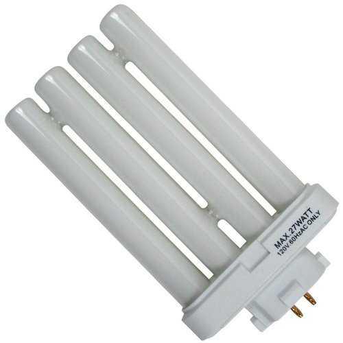 27 Watt OceanTailer(TM) Fluorescent Linear Quad Replacement Light Bulb