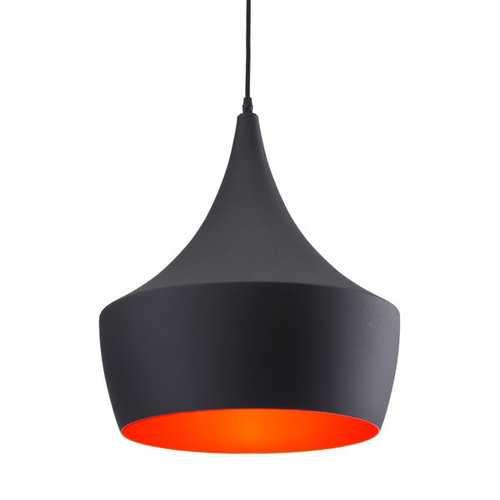 "15.7"" X 15.7"" X 17.3"" Aluminum Metal Ceiling Lamp"