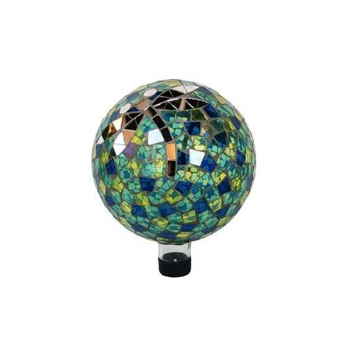 10 Inch Gazing Globe With Dragonfly