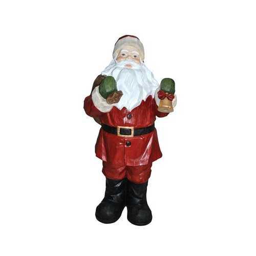 12 Inch Santa Statue