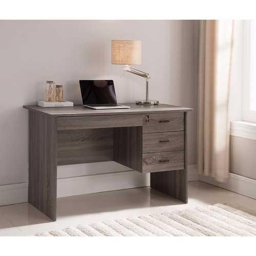 Adorning Contemporary Style Office Desk , Gray