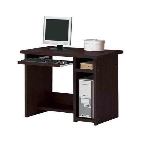 Computer Desk , Espresso