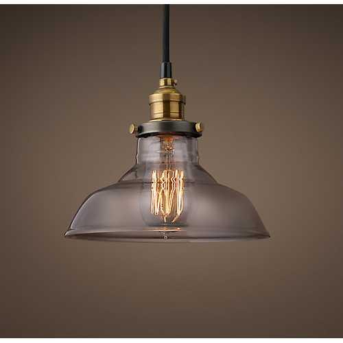 Leanne 1-light Adjustable Height Edison Lamp with Bulb