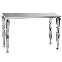 "17.5"" x 35"" x 21"" Buffed Jackson, Large Rectangle - Table/Bench"