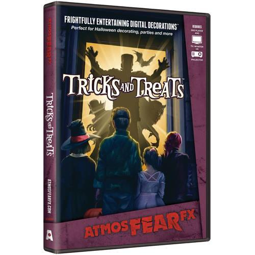 AtmosFEARfx Tricks and Treats Digital Decorations