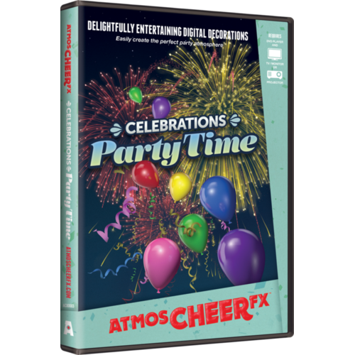AtmosFEARfx Celebrations party time Digital Decorations