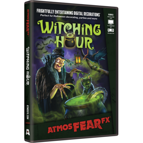 AtmosFEARfx Witching Hour Digital Decoration