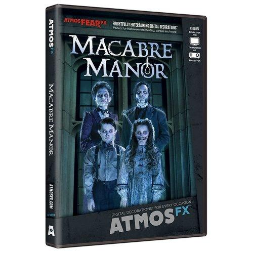 AtmosFX Macabre Manor Digital Decoration