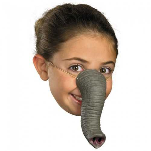 Costumes Elephant Nose Child