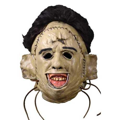 Thetexas Chainsaw Massacre Leatherface 1974 Killing Mask