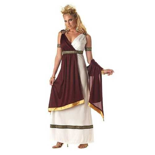 California Costumes Women's Roman Empress Costume Large