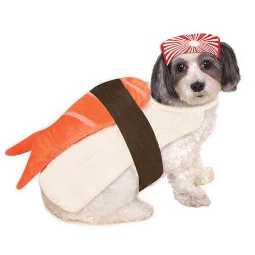 Sushi Pet Costume Meduim