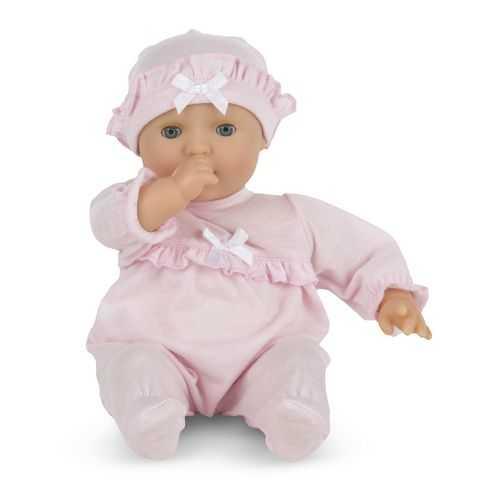 Melissa & Doug Mine to Love Jenna 12-Inch Soft Body Baby Doll