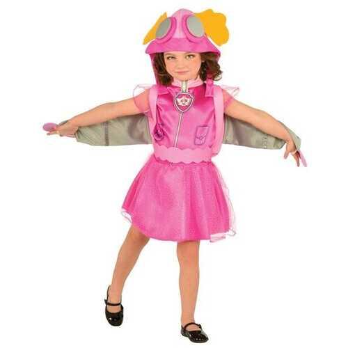 Paw Patrol Kids Skye Costume Female Toddler