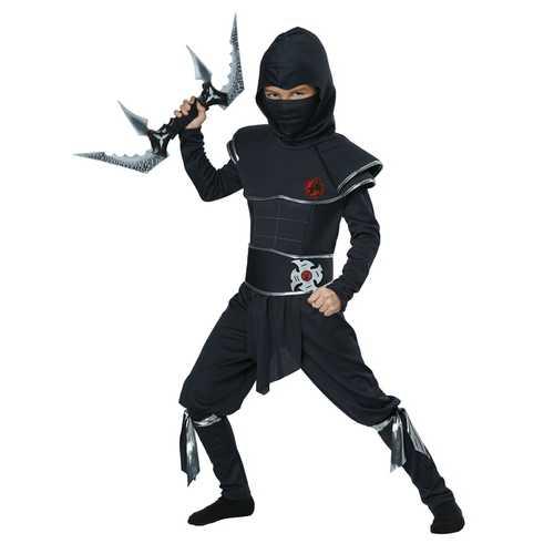 California Costumes Ninja Warrior Child Costume Large