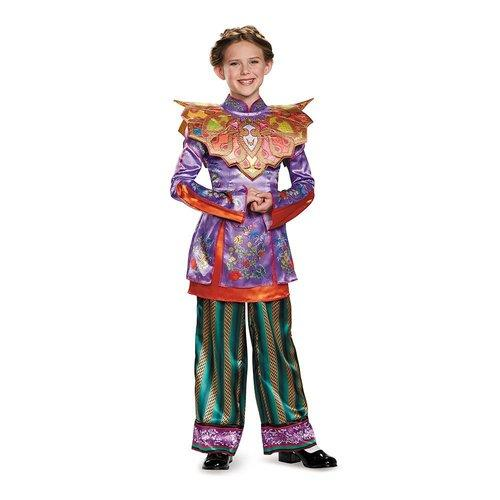 Alice Asian Look Deluxe Alice Through The Looking Glass Movie Disney Costume Medium 7-8