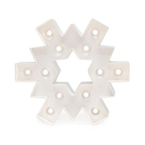 Marquee Love Collection Christmas Marquee Kit Paper Snowflake