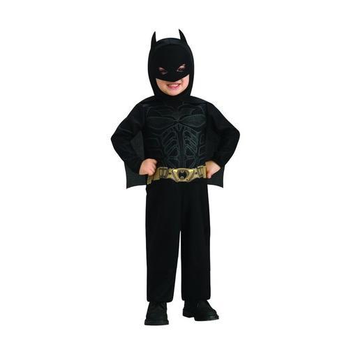 Batman The Dark Knight Rises Batman Costume Black Infant