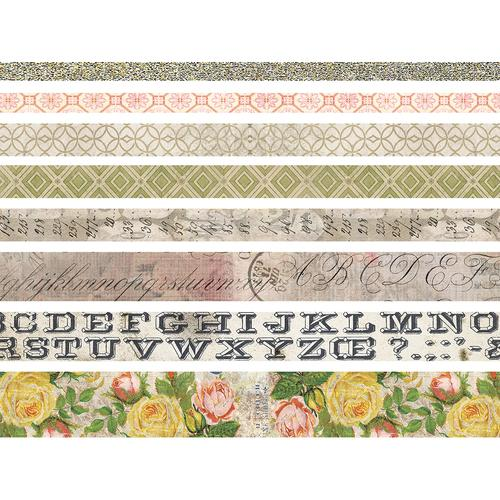 Advantus - Tim Holtz - Idea-ology Collection - Design Tape - Rose