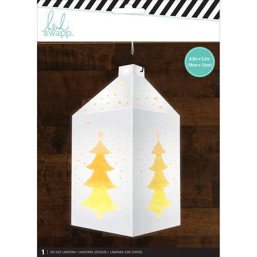 American Crafts Heidi Swapp Paper Lanterns Holiday Tree