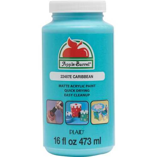 Apple Barrel Colors - Caribbean 16 oz.