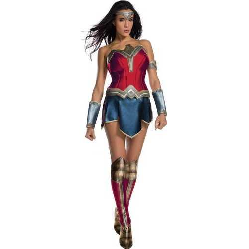 Adult Secret Wishes Wonder Woman Costume Medium