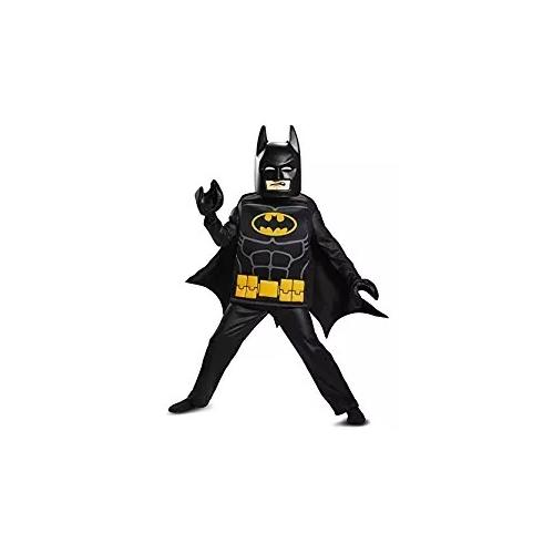 Batman Lego Movie Classic Costume Black Small (4-6)
