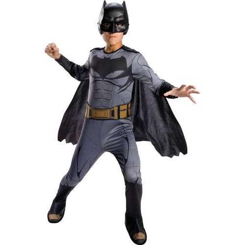 Kids Batman Justice League Costume Male Large