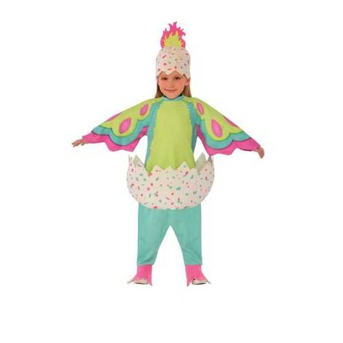Kid'S Pengualas Hatchimal Costume Female Extra Small