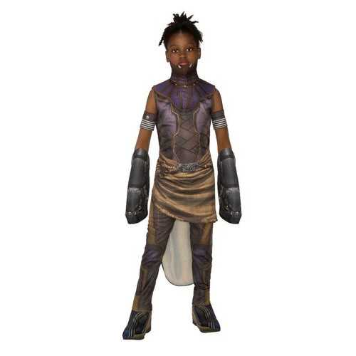 Girls Black Panther Deluxe Shuri Costume Small