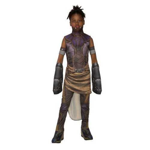 Girls Black Panther Deluxe Shuri Costume Medium