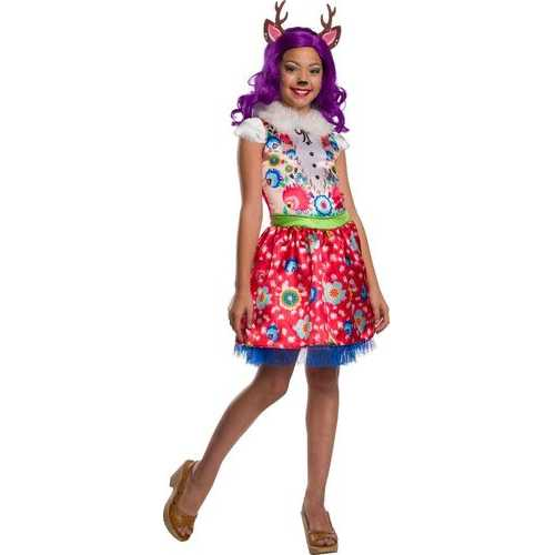 Girl'S Enchantimals Child'S Costume Danessa Deer Small