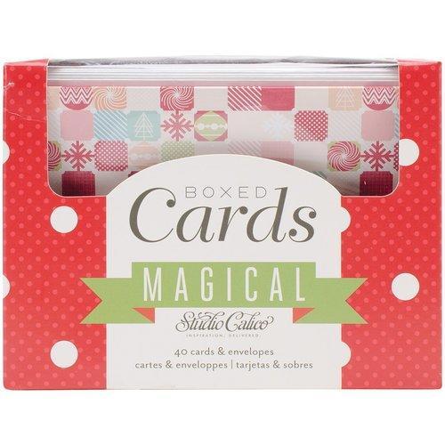 Christmas Boxed Card Set Magical