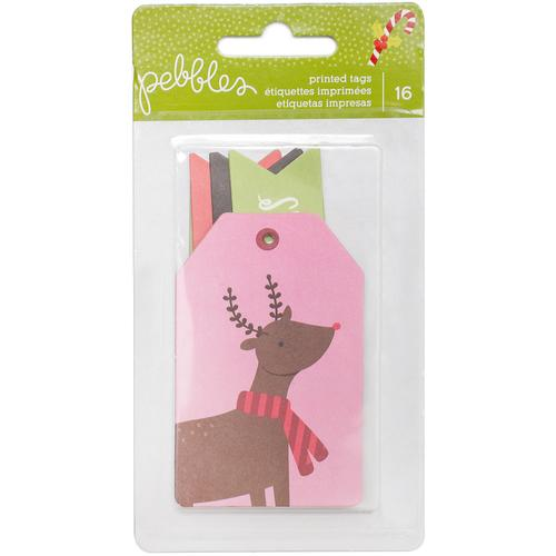 Holly Jolly Collection Christmas Tags