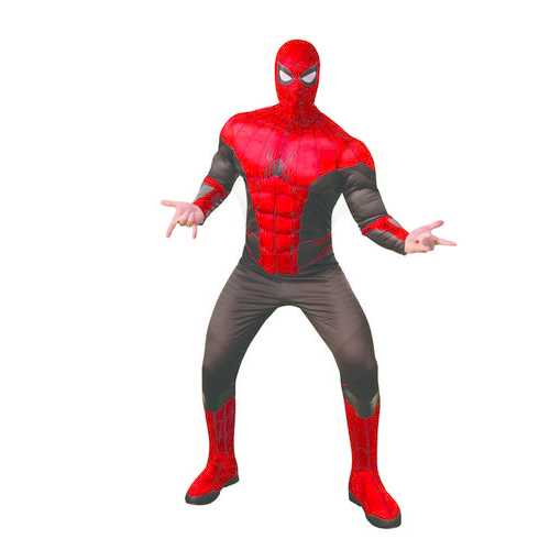 Spider-Man Far From Home Adult Deluxe Costume X-Large