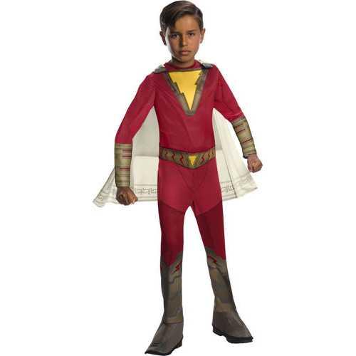 Boys Shazam Movie Child'S Shazam Costume Large